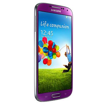 "Samsung Galaxy S4 GT-i9505 Purple Mirage 16 Go Smartphone 4G-LTE avec écran tactile Full HD Super AMOLED 5.0"" sous Android 4.2"