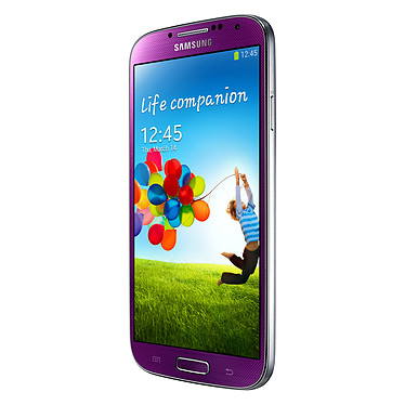 Avis Samsung Galaxy S4 GT-i9505 Purple Mirage 16 Go