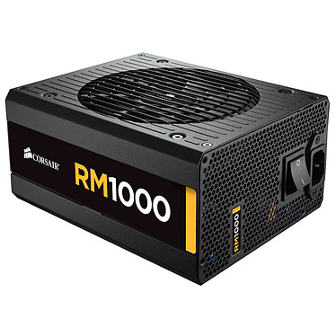 Corsair RM1000 80PLUS Gold