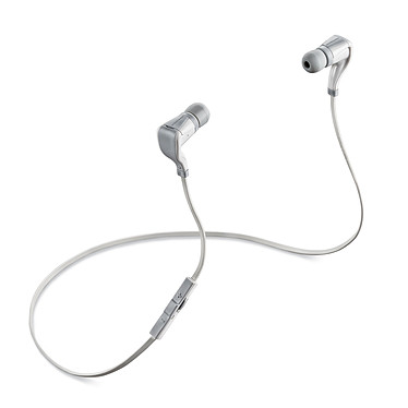 Plantronics BackBeat GO Blanc Écouteurs intra-auriculaire sans fil