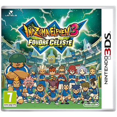 Inazuma Eleven 3 : Foudre Céleste (Nintendo 3DS/2DS)