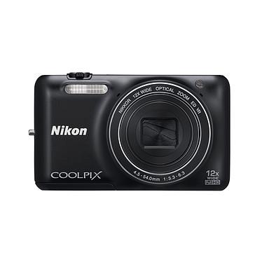 Nikon Coolpix S6600 Noir