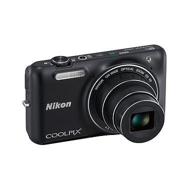 Avis Nikon Coolpix S6600 Noir