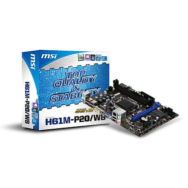 MSI H61M-P20/W8