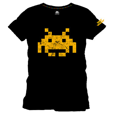 T-Shirt Space Invaders taille M