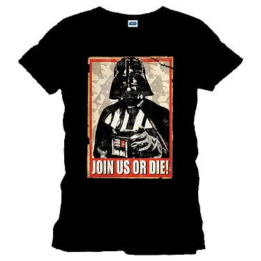 T-Shirt Star Wars noir taille M