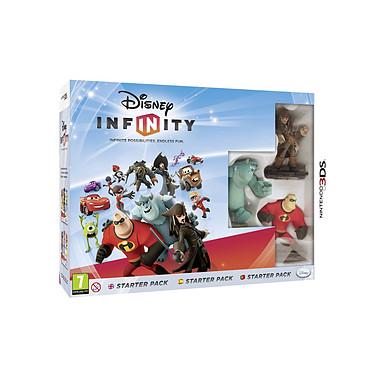 Disney Infinity - Pack de Démarrage (Nintendo 3DS/2DS)