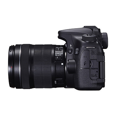 Acheter Canon EOS 70D + Objectif 18-55mm IS STM