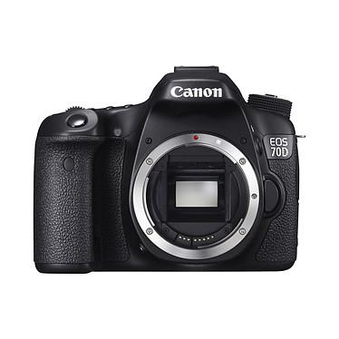 Avis Canon EOS 70D + Objectif 18-55mm IS STM