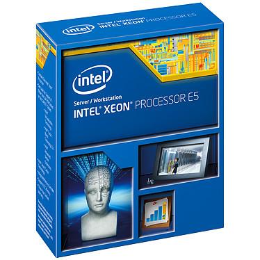 Intel Xeon E5-2660 v2 (2.2 GHz) Processeur 10-Core Socket 2011 QPI 8GT/s Cache 25 Mo 0.022 micron (version boîte/sans ventilateur - garantie Intel 3 ans)