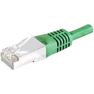 Câble RJ45 catégorie 5e F/UTP 10 m (Vert) Câble réseau catégorie 5e