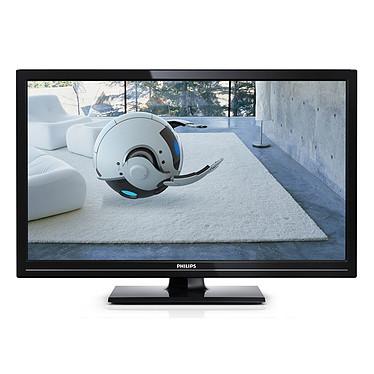 """Philips 19PFL2908H Téléviseur LED 19"""" (48cm) 16/9 - 1366 x 768 pixels - TNT HD - 100 Hertz"""