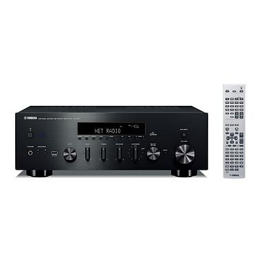 Yamaha R-N500 Noir Amplificateur stéréo intégré 2 x 80 W