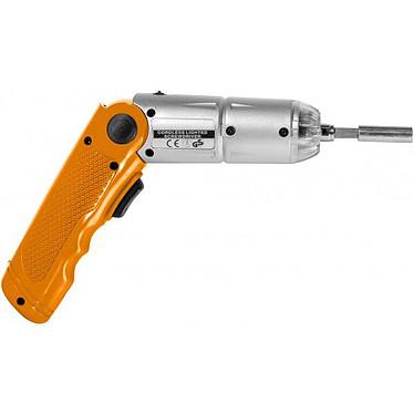 Destornillador eléctrico orientable sin cable