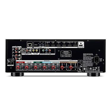 Avis Denon AVR-X2000 Noir + Boston SoundWareXS 5.1 Noir