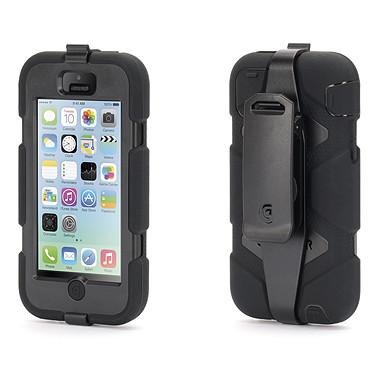 Griffin Survivor Noir Apple iPhone 5C