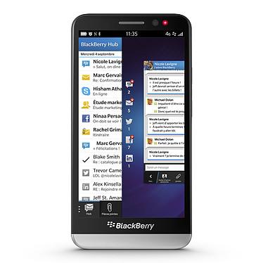 BlackBerry Z30 Noir