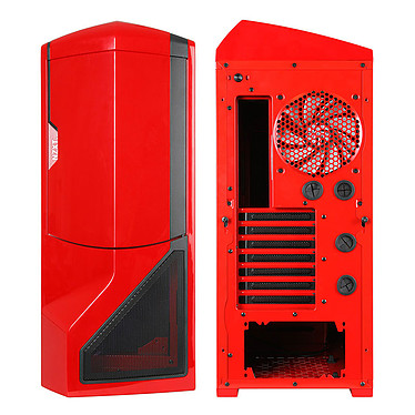 NZXT Phantom (rouge) - Edition USB 3.0 pas cher