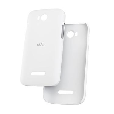 Wiko Coque Ultra Slim Blanc Wiko Iggy Coque pour Wiko Iggy