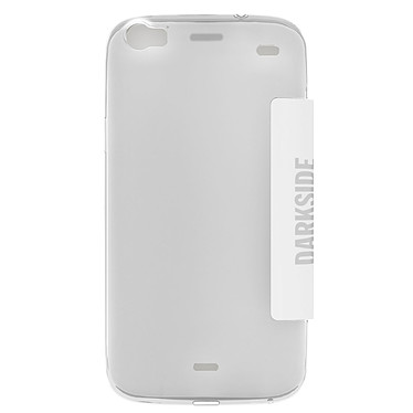 Avis Wiko Folio Coque Support Blanc Darkside