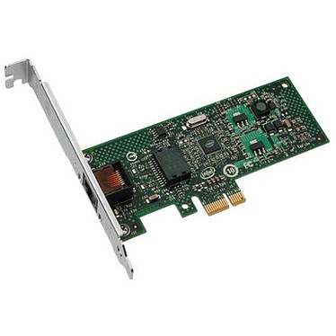 Intel PRO/1000 CT Desktop Adapter Carte PCI-Express Port Ethernet Gigabit