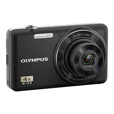 Avis Olympus D-735 Noir + Etui + Carte SD 2 Go