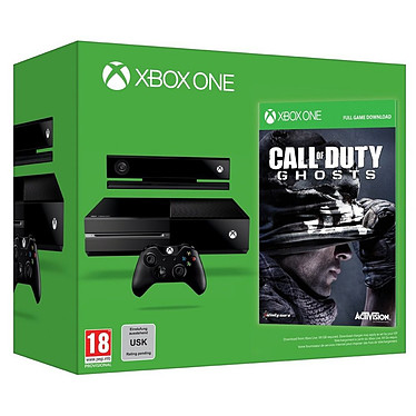 Microsoft Xbox One + Call of Duty - Ghosts