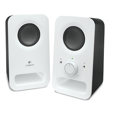 Logitech Multimedia Speakers Z150 (Blanc)