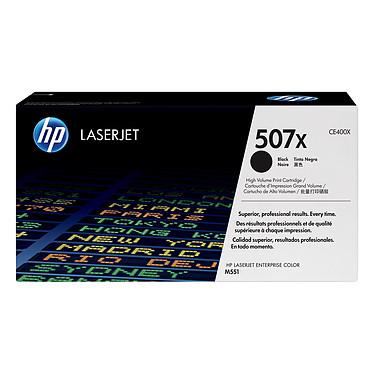 HP LaserJet 507X (CE400X) Toner Noir (11 000 pages à 5%)