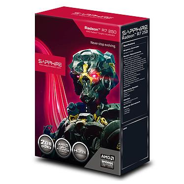 Sapphire Radeon R7 250 2G DDR3 pas cher