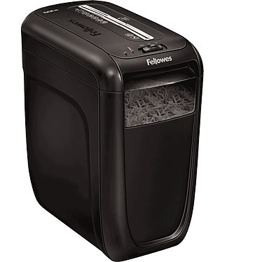 Avis Fellowes Destructeur 60Cs Coupe croisée