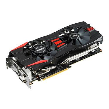 ASUS Radeon R9 280X R9280X-DC2T-3GD5 3 Go Dual DVI/HDMI/DisplayPort - PCI Express (AMD Radeon R9 280X)