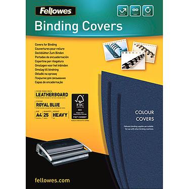 Fellowes Delta Couverture Bleu Royal Couverture de présentation et de protection Fellowes - Bleu Royal x25