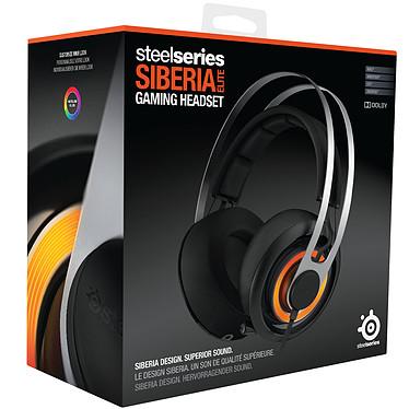 Acheter SteelSeries Siberia Elite (noir)