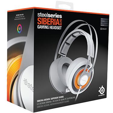 SteelSeries Siberia Elite (blanc) pas cher
