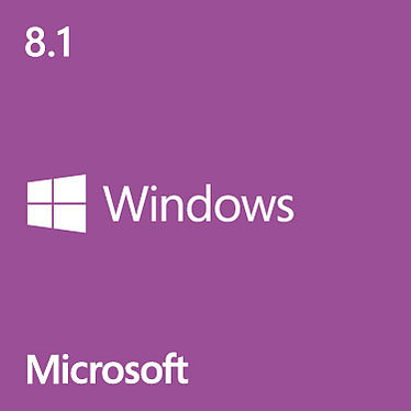 Microsoft Windows 8.1 64 bits - OEM (DVD)
