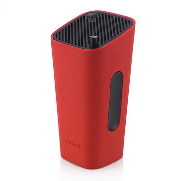 Sonoro Go New-York Noir/Rouge Enceinte portable Bluetooth