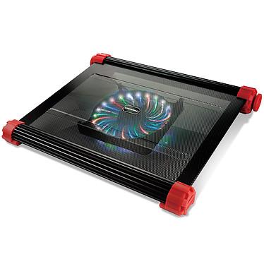 Enermax Aeolus Vegas Système de refroidissement pour ordinateur portable (jusqu'à 17 pouces)