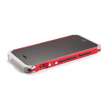 Element Case Etui Solace Hard Shell Rouge pour iPhone 5/5s Etui pour iPhone 5/5s