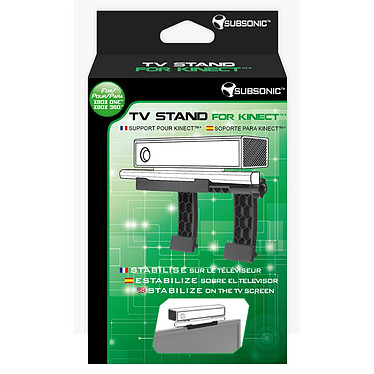 Subsonic TV Stand for Kinect