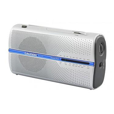 Grundig Music 50 LW Chrome Radio FM/LW avec entrée ligne