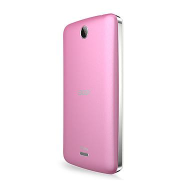 Avis Acer Flip Case Rose pour Liquid Z3 Duo