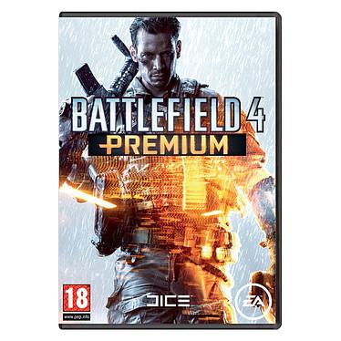 Battlefield 4 - Premium Service (PC) - Jeu non inclus 5 packs d'extension numérique + accès anticipé + 12 BattlePacks
