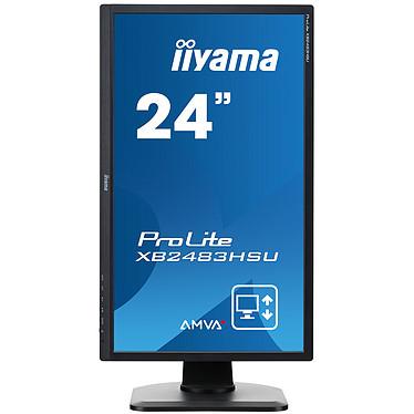"Acheter iiyama 24"" LED ProLite XB2483HSU-B1"