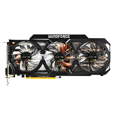 Avis Gigabyte GV-N780OC-3GD - GeForce GTX 780 3 Go OC