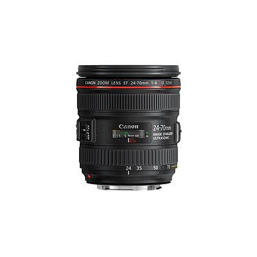 Acheter Canon EF 24-70mm f/4L IS USM