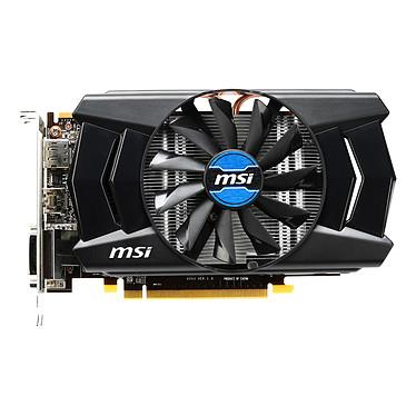Avis MSI Radeon R7 260X 2GD5 OC