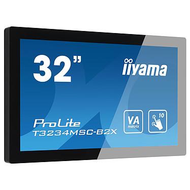"iiyama 31.5"" LED Tactile - ProLite T3234MSC-B2X"