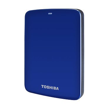 Acheter Toshiba Stor.e Canvio v7 1 To Bleu