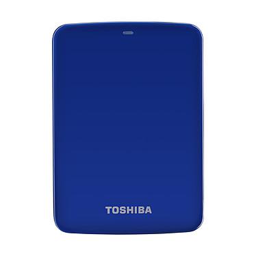 Avis Toshiba Stor.e Canvio v7 1 To Bleu